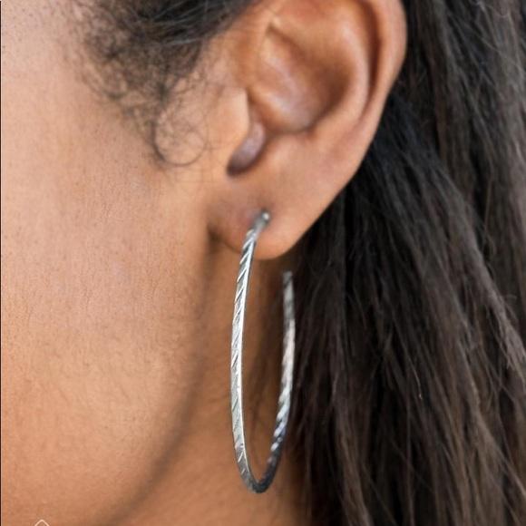 Rural Reserve - Silver Earring